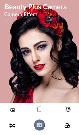 Beauty Plus Camera - Selfie Makeup 1.5 Screenshots 1