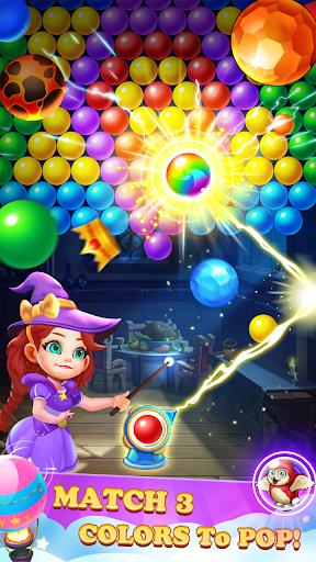 Bubble Tower Legend - Bubble Shooter Magic Pop  screenshots 4