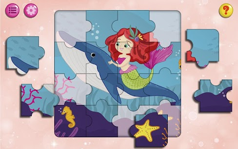 Kids Puzzles Game for Girls  Boys Apk Download 2021 4
