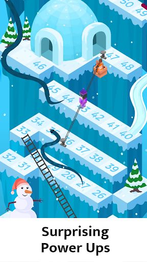 ud83dudc0d Snakes and Ladders - Free Board Games ud83cudfb2 modavailable screenshots 3