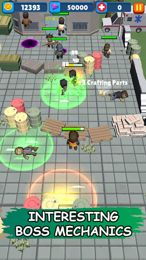 Archer Memoirs: Zombie Survival RPG Shooter APK MOD (Astuce) screenshots 5