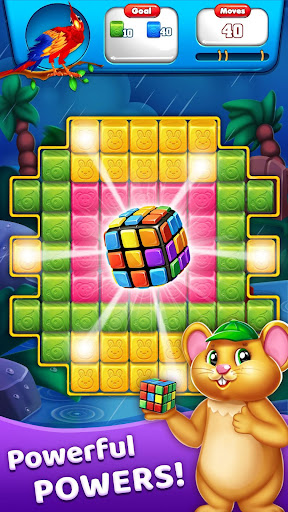 Pet Blast Crush : Matching Puzzle, Match 3 Games 1.14 screenshots 2