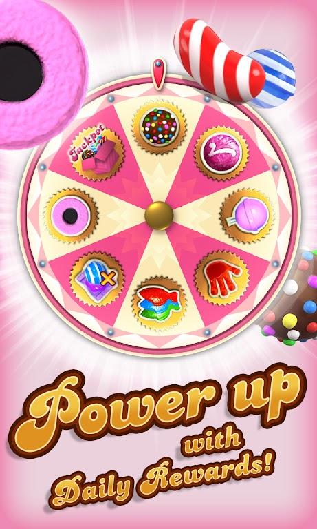 Candy Crush Saga  poster 2