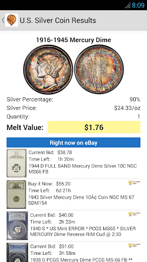 Coinflation - Gold & Silver Melt Values ss2