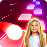Diana and Roma Game - Hop tiles game apk icon