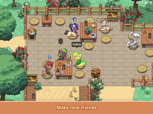 Pony Town - Social MMORPG screenshots 17