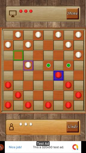 d-Checker Board