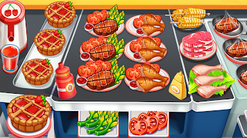 American Cooking Games Star Chef Restaurant Food