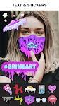 screenshot of DripArt Photo Editor: Background Changer, Stickers