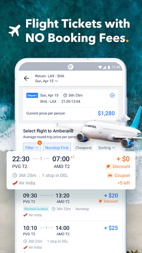 Trip.com: Book Hotels, Flights & Train Tickets screenshots 1