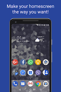 Pireo Apk- Pixel/Pie Icon Pack 3.2.1 (Paid) 3