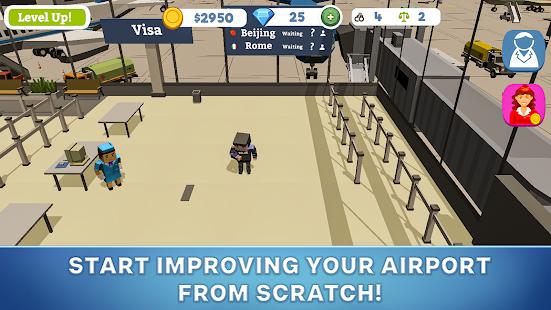 Idle Customs: Protect Airport 1.01.190 screenshots 2