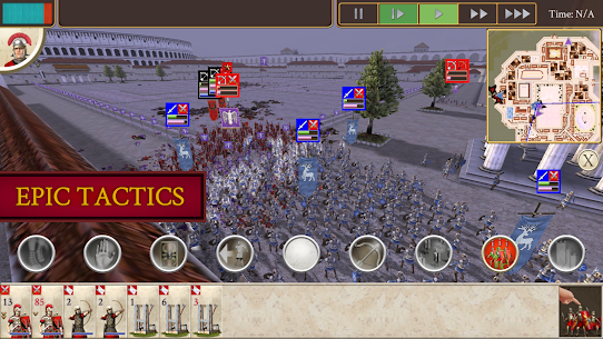 ROME: Total War APK Download For Android 3