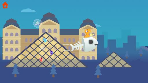 Dinosaur Plane - Plane piloting game for kids 1.1.0 screenshots 3