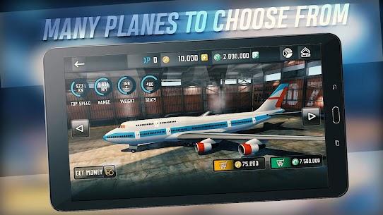 Flight Sim 2018 MOD Apk 3.1.3 (Unlimited Money) 1