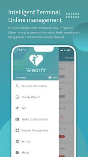 Wearfit 3.3.04.13 Screenshots 3