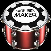 Simple Drums Maker - Make your own Drum Set