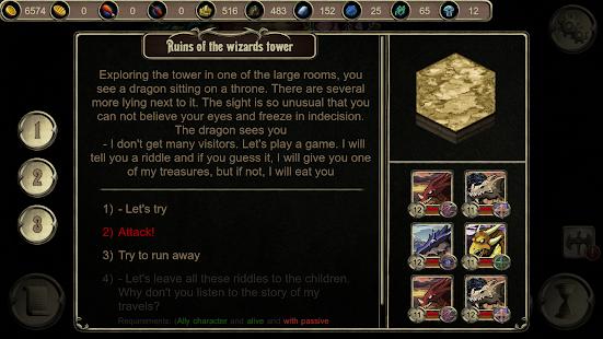 Grimzwervingen 2: Strategische turn-based RPG