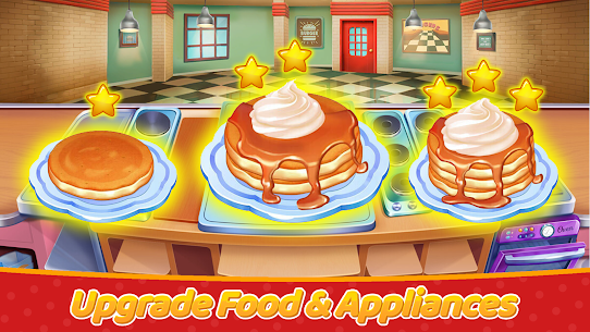 Craze Cooking Tale: Fast Restaurant Cooking Games (MOD, Unlimited Money) 4