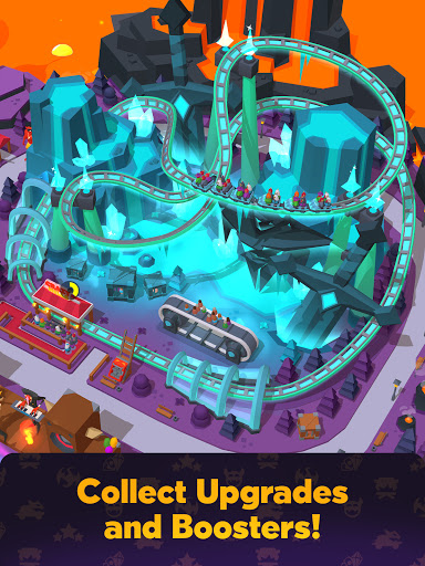 Hell Park - Tycoon Simulator Apkfinish screenshots 18