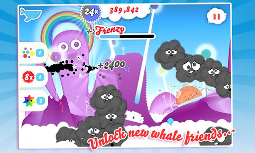 Whale Trail Frenzy apkmr screenshots 2