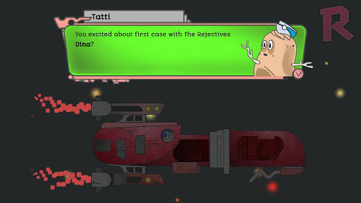 The Rejectives: Jar of Butts (Point and click) goodtube screenshots 1
