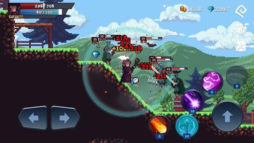 Darkrise - Pixel Classic Action RPG 0.4.11.1 screenshots 3