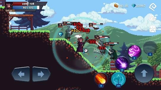 Darkrise – Pixel Classic Action RPG Mod 0.4.11.4 Apk (Unlimited Money/Gold) 3