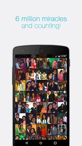 Shaadi.comu00ae - Indian Matrimony & Marriage App 7.6.7 screenshots 2