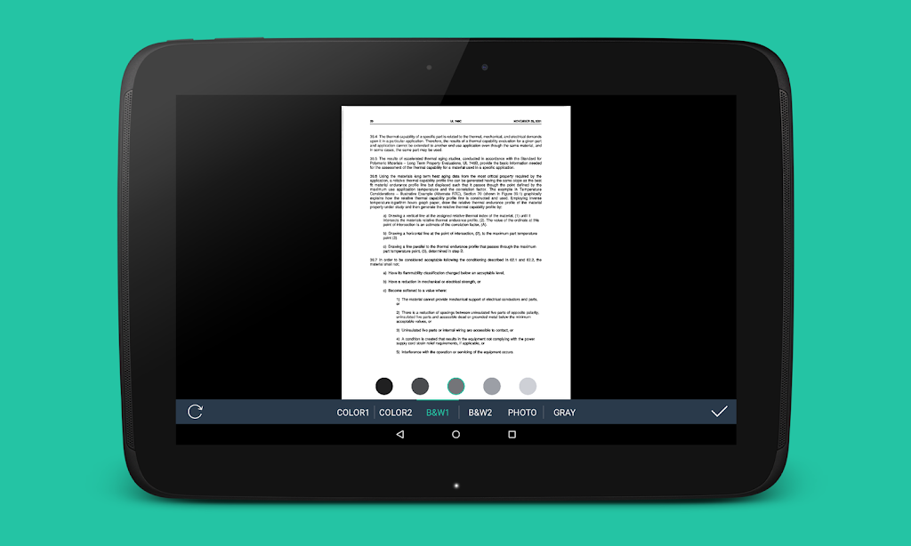 Simple Scan Pro - PDF scanner – Apps on Google Play poster 8