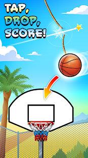 Basket Fall Screenshot