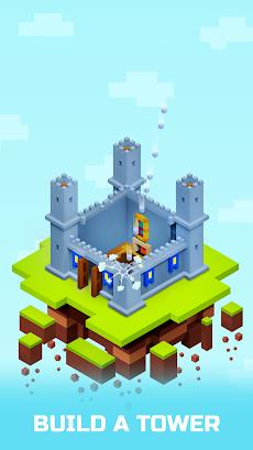 TapTower - 放置系建設ゲームのおすすめ画像1