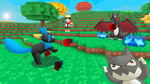 trainer of monster: collect & craft screenshot 3
