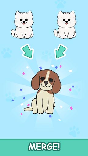Merge Puppies: Pet Rescue 1.8.1 screenshots 1