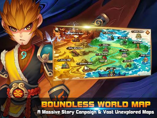 Fairy Battle:Hero is back 1.2.2 screenshots 7