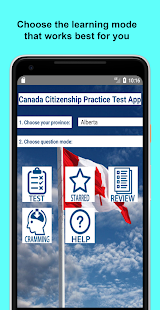 Canadian Citizenship Test 2021