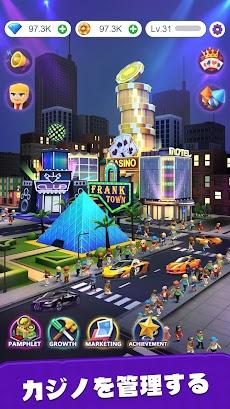 Crazy Night:Idle Casino Tycoonのおすすめ画像1