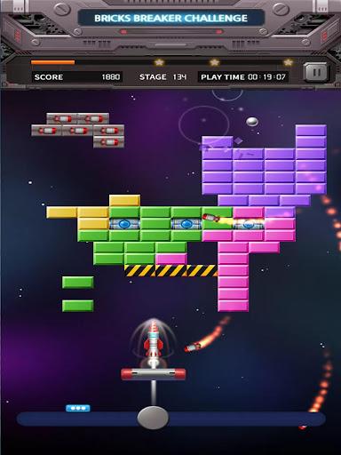 Bricks Breaker Challenge apkpoly screenshots 3