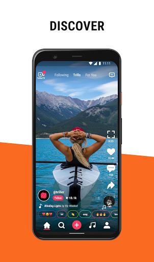 Triller: Social Video Platform apktram screenshots 4