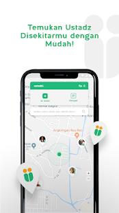 Ustadzi - Aplikasi pencarian Ustadz & Beramal 1.0.18 screenshots 2