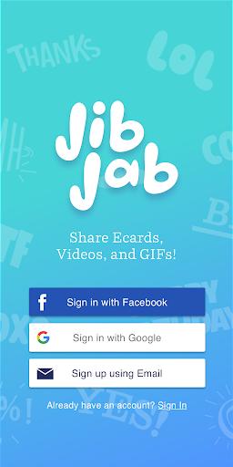 JibJab screen 0