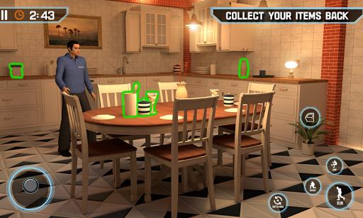 Virtual Home Heist - Sneak Thief Robbery Simulator apkdebit screenshots 3