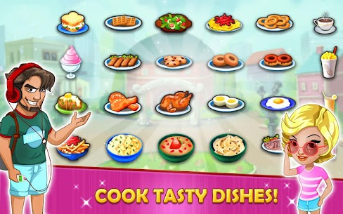 Kitchen Story : Cooking Game 3