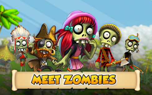 Zombie Castaways MOD APK 4.32.1 (Unlimited Money) 5