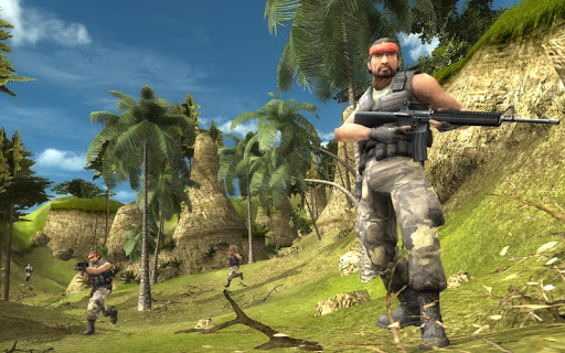 Pacific Jungle Assault Arena 1.2.0 screenshots 9