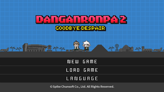 Danganronpa 2: Goodbye Despair Anniversary Edition 1.0.2 Apk + Data 1