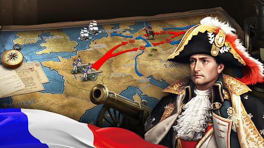 Grand War Mod Apk: Napoleon, Warpath & Strategy (Unlimited Money) 4
