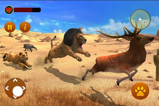 Jungle Kings Kingdom Lion Family screenshots 8