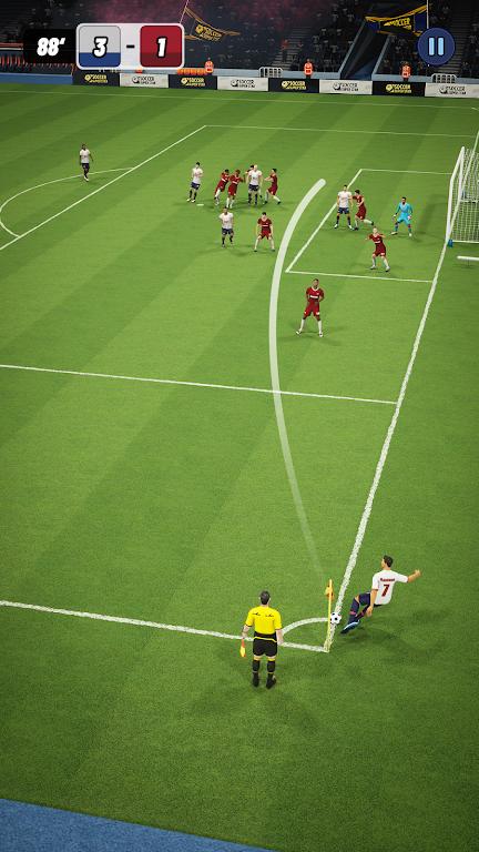 Soccer Super Star  poster 2