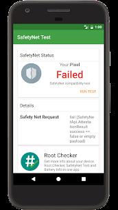 SafetyNet Test Apk Download NEW 2021 3